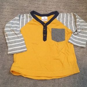 Hanna Andersson casual baseball t